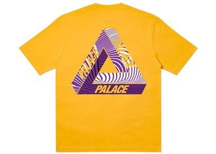 Palace Tri-Tex T-Shirt Yellow (SS20)の写真