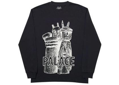 Palace Winz Longsleeve Black (SS20)の写真