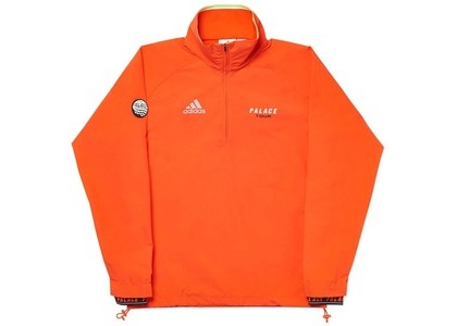 Palace Adidas Golf Crew Neck Orange (SS20)の写真