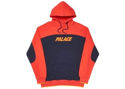 Palace Beef Tec Hoody Navy/Red (SS20)の写真
