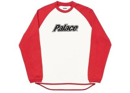 Palace Blinder Crew Red/White (SS20)の写真