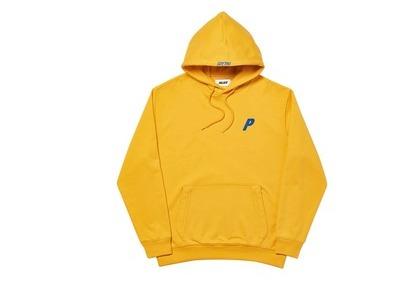 Palace Felt P Hood Yellow (SS20)の写真