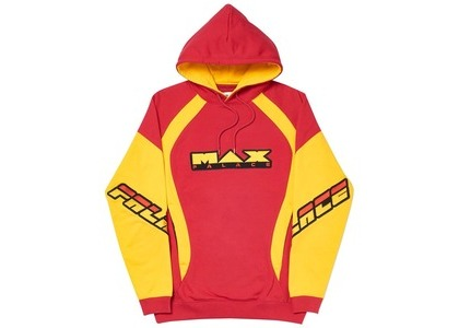 Palace Max P Hood Red (SS20)の写真
