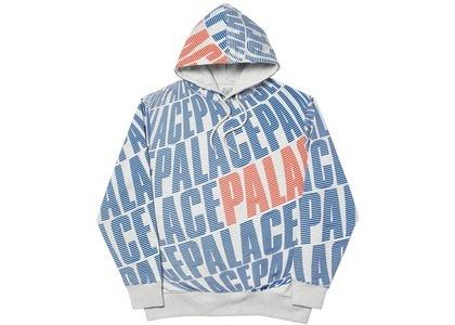 Palace Planet Palace Hood Grey Marl (SS20)の写真