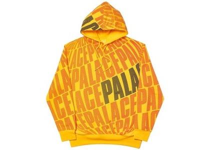 Palace Planet Palace Hood Orange (SS20)の写真