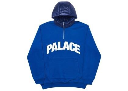 Palace Puffer Hood Blue (SS20)の写真