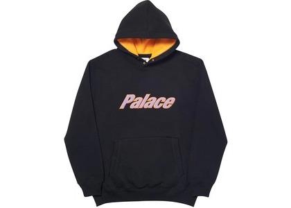 Palace Rah-Rah Hood Black (SS20)の写真