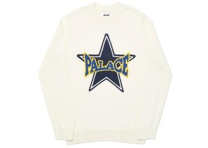 Palace Star Knit Cream (SS20)の写真