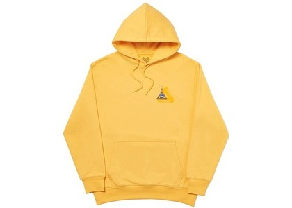Palace Tri-Smiler Hood Yellow (SS20)の写真