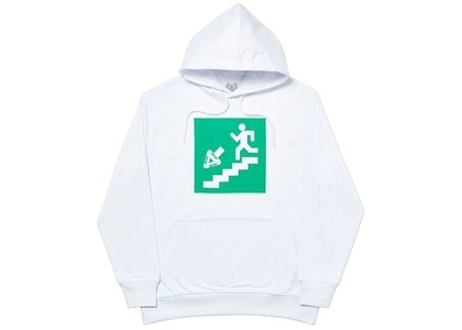 Palace Vexit Hood White (SS20)の写真