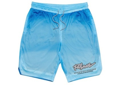Palace Airtex Roundhouse To The Face short Sky  (SS20)の写真