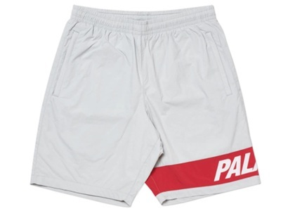 Palace Side short Grey/Red  (SS20)の写真