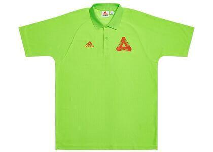 Palace Adidas Golf Polo Solar Green (SS20)の写真