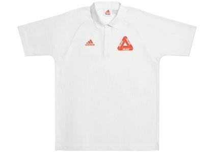 Palace Adidas Golf Polo White (SS20)の写真