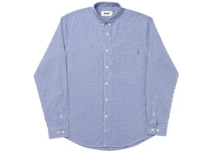 Palace Ging-Ham Shirt Blue (SS20)の写真