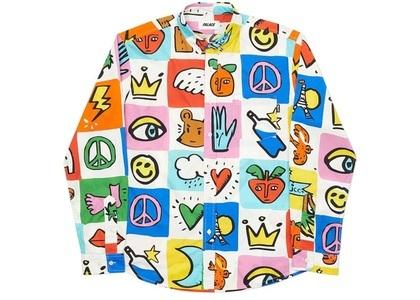 Palace JCDC2 Shirt Multi (SS20)の写真