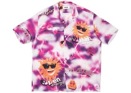 Palace Open Energy Shirt Shirt Purple (SS20)の写真