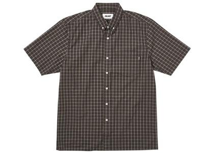 Palace P-Laid Shirt Black (SS20)の写真