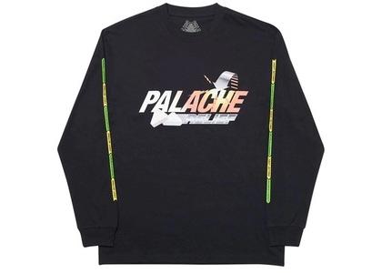 Palace Palache Longsleeve Black (SS20)の写真