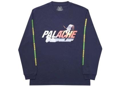 Palace Palache Longsleeve Navy (SS20)の写真