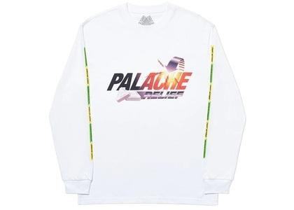 Palace Palache Longsleeve White (SS20)の写真