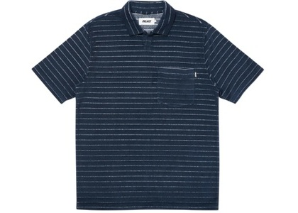 Palace Terry Polo Navy (SS20)の写真