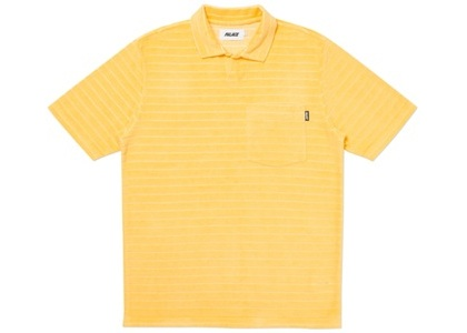 Palace Terry Polo Yellow (SS20)の写真