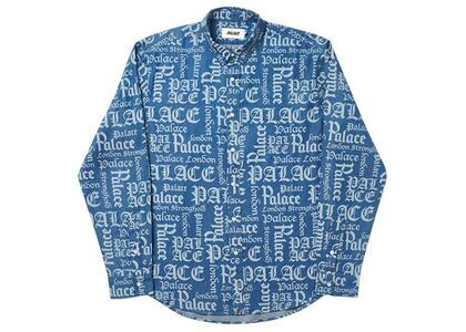 Palace Ye Olde But A Goldie Shirt Stone Wash (SS20)の写真
