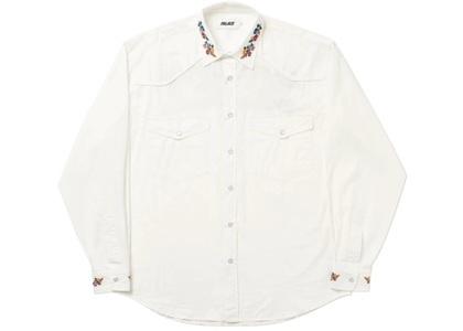 Palace Ye-Ha(M) Shirt White (SS20)の写真