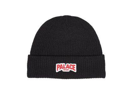 Palace P-Stuff Beanie Black (SS20)の写真