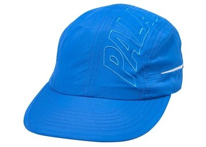 Palace T-Leaf Shell 4-Panel (SS20) Blue (SS20)の写真