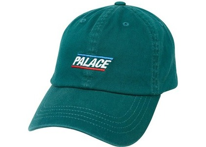 Palace Wash Out 6-Panel Green (SS20)の写真