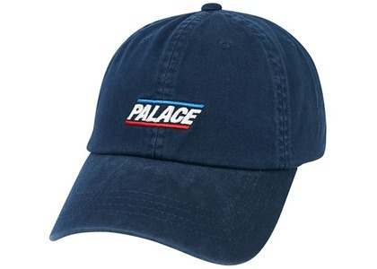 Palace Wash Out 6-Panel Navy (SS20)の写真