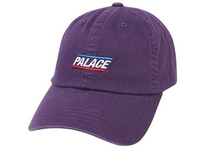Palace Wash Out 6-Panel Purple (SS20)の写真