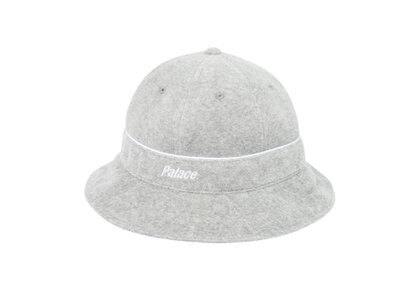 Palace Towelling Bucket Hat Grey (SS20)の写真
