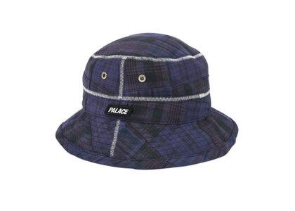 Palace Mad Rass Bucket Blue (SS20)の写真