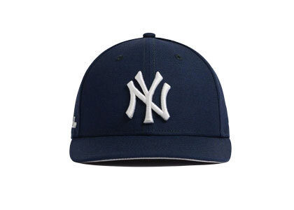 AIME LEON DORE New Era Yankees Hat Navyの写真
