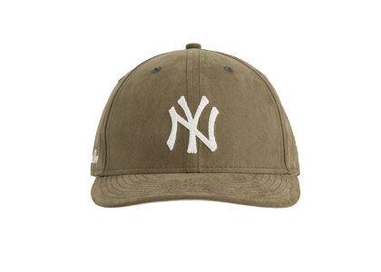 Aime Leon Dore New Era Brushed Nylon Yankees Hat Brownの写真