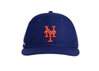 Aime Leon Dore New Era Mets Hat Blueの写真