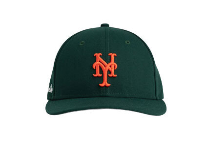 Aime Leon Dore New Era Mets Hat Greenの写真