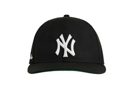 Aime Leon Dore New Era Yankees Hat Blackの写真