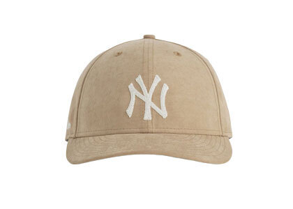 Aime Leon Dore New Era Brushed Nylon Yankees Hat Beigeの写真