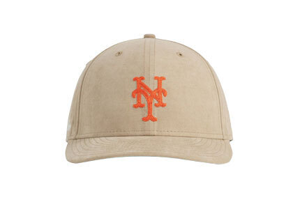 Aime Leon Dore New Era Brushed Nylon Mets Hat Beigeの写真