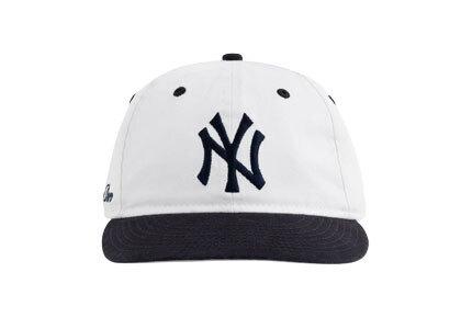 Aime Leon Dore New Era Washed Chino Yankees Hat White/Blackの写真