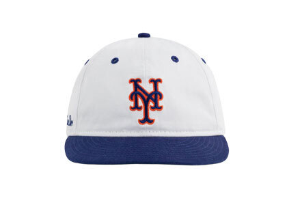 Aime Leon Dore New Era Washed Chino Mets Hat White/Blueの写真
