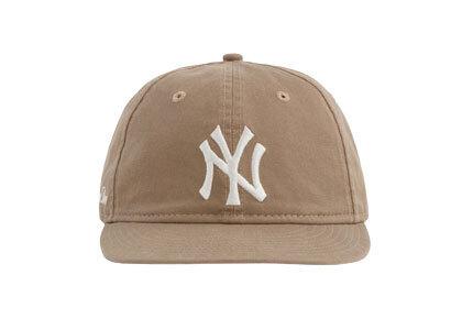 Aime Leon Dore New Era Washed Chino Yankees Hat Beigeの写真