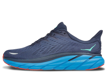 Hoka One One Clifton 8  Outer Space/Blueの写真