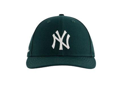 Aime Leon Dore x New Era Chain Stitch Yankees Hat Dark Greenの写真