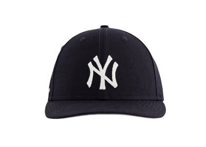 Aime Leon Dore x New Era Chain Stitch Yankees Hat Navyの写真