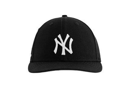 Aime Leon Dore x New Era Chain Stitch Yankees Hat Blackの写真